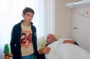 Сотрудник полиции Северной Осетии спас подростка