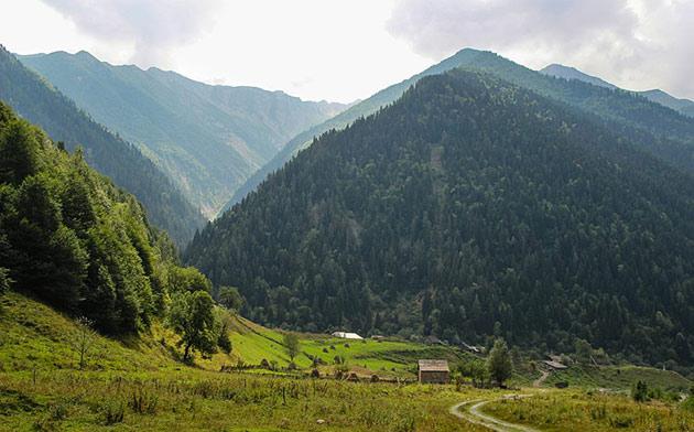 Урс Туал. Сердце Кавказа