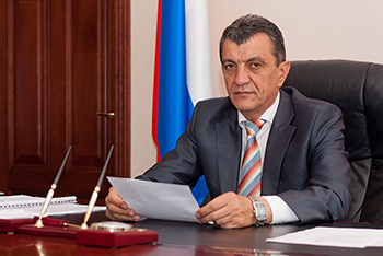 Уроженец Алагира избран губернатором Севастополя