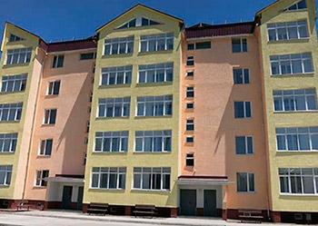 Во Владикавказе сдан под заселение самый крупный в Северной Осетии жилой комплекс для семей военнослужащих