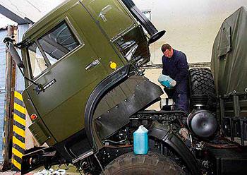 На российской военной базе в Южной Осетии начался перевод вооружения и военной техники на зимний режим эксплуатации