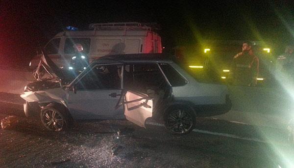 Ноябрь продолжил печальный счет ДТП на дорогах Северной Осетии