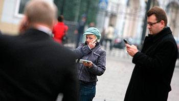 Грузинские депутаты подобрали ключи к мобильникам