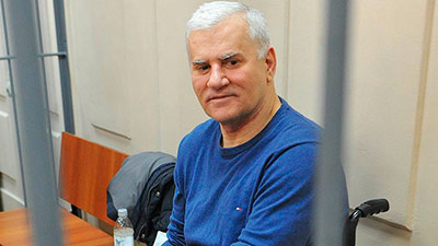Бывшему мэру Махачкалы назначена компенсация по болезни