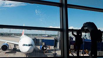 «Трансаэро» могут не допустить к рейсам Москва—Тбилиси