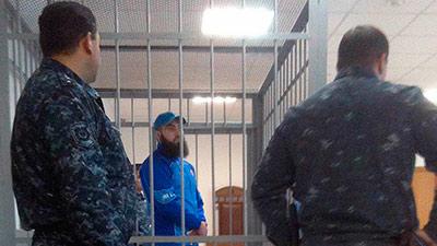 Боевик закончил сирийский отпуск в российской тюрьме