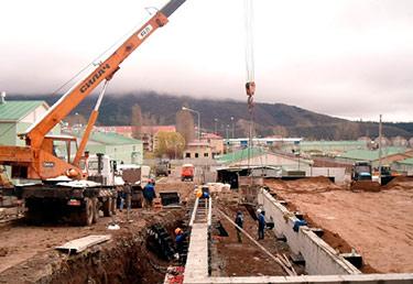 В Южной Осетии будет сдано более 40 жилых и социальных объектов для российской военной базы