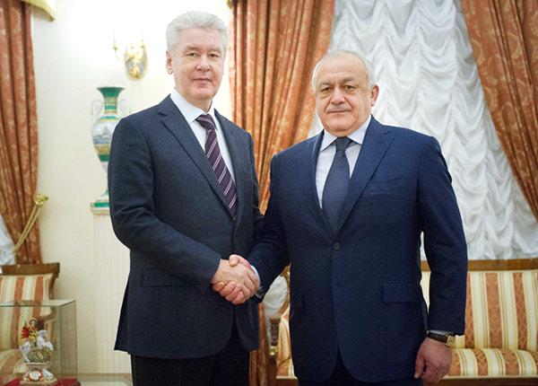 Сергей СОБЯНИН считает, что Северная Осетия «активно развивается»
