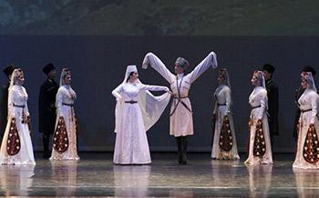 Международный фестиваль искусств «Дни культуры Осетии в Турции»