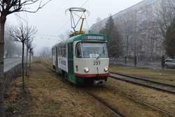 Трамвайные беды