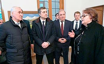 Владислав СУРКОВ: «Как показывает история – все возвращается»
