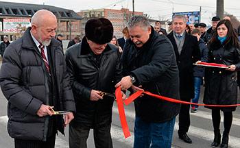 Владикавказ получил новую улицу и новый участок Военно-Грузинской дороги
