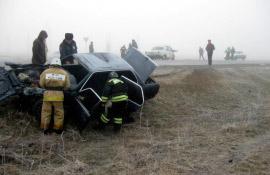 На федеральной трассе «Кавказ» столкнулись «Волга» и «БМВ», есть пострадавшие