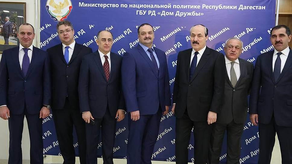 Кавказ поклялся в верности Владимиру Путину