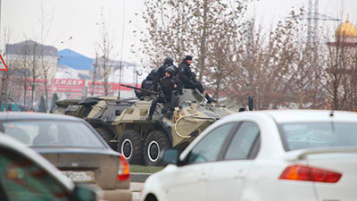Родственникам террористов прописывают материальную ответственность