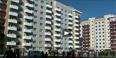 Более 500 семей военнослужащих ЮВО заселились в новые квартиры во Владикавказе