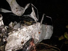 Под Майрамадагом «Лада Приора» вылетела в кювет и врезалась в дерево