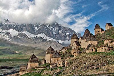 Заметки по истории населенных пунктов Северной Осетии – ДАРГАВС