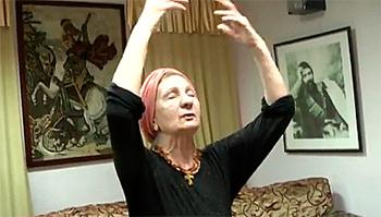 Укрепить здоровье в кризис осетинам Москвы поможет… йога