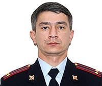 Начальником Управления экономической безопасности и противодействия коррупции назначен Спартак САКИЕВ