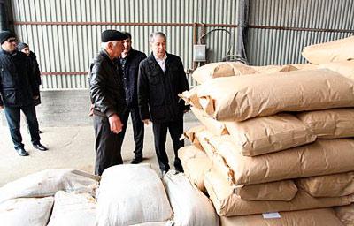 Владикавказ заменяет импорт экологически чистыми осетинскими продуктами