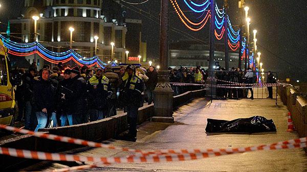 Убийство Бориса Немцова раскрыли технично