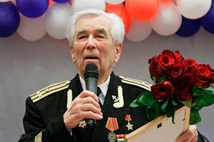 В Московском медицинском университете защитника Суарского ущелья чествовали стоя