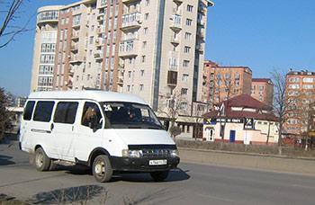 Водители маршруток во Владикавказе хотят поднять стоимость проезда до 15 рублей
