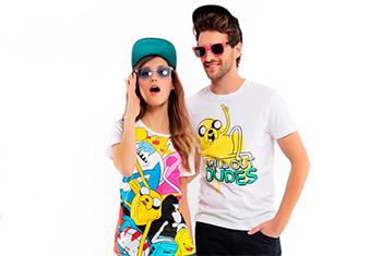 Молодежная мода компании «Твое»