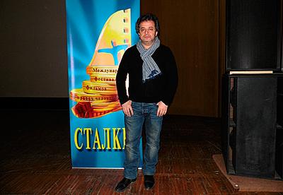 На кинофестивале «Сталкер» липчане просили Акима САЛБИЕВА снять для них фильм «повеселее»