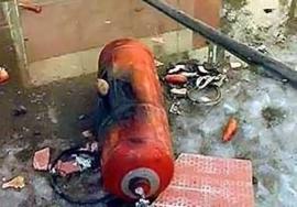 Во Владикавказе в частном доме произошел взрыв газового баллона