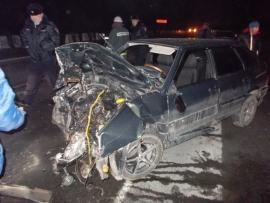 В ДТП на трассе Владикавказ-Алагир один водитель погиб, другой помещен в реанимацию