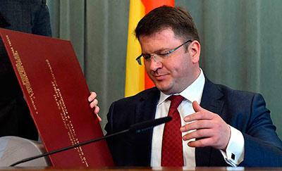 Уволен глава МИД Южной Осетии