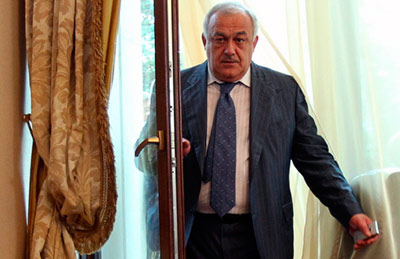 Глава Северной Осетии Таймураз Мамсуров не пойдет на третий срок