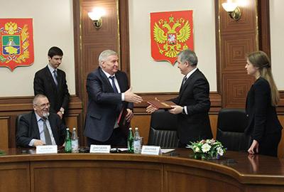 Владикавказ и Ставрополь теперь будут теснее сотрудничать