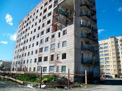 В Цхинвале из аварийных девятиэтажек сделают крепкие пятиэтажные дома