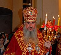 Пасхальное послание Высокопреосвященнейшего Зосимы, архиепископа Владикавказского и Аланского