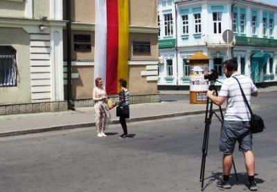 Петербургские кинематографисты снимают фильм об осетинах