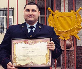 Один из лучших участковых России разбился в Северной Осетии