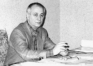 Ушел из жизни писатель Руслан ТОТРОВ