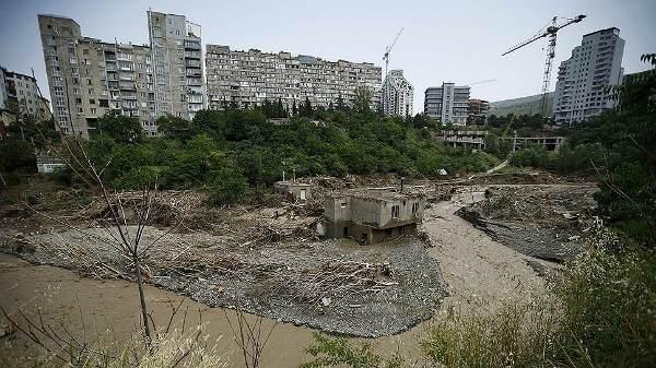 В Грузии ищут виновных в наводнении