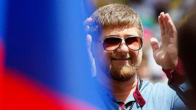 Рамзан КАДЫРОВ готов получить 90%