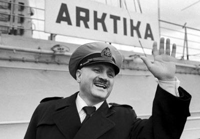 Капитану атомоходов «Ленин» и «Арктика» Юрию КУЧИЕВУ планируют открыть памятник во Владикавказе