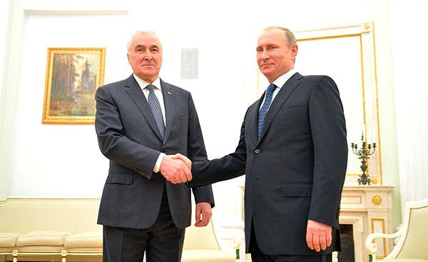 Владимир ПУТИН: «Ситуация развивается достаточно энергично»