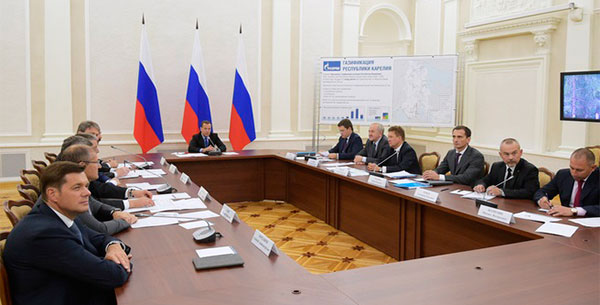 Северная Осетия по газификации и платежной дисциплине – в числе худших