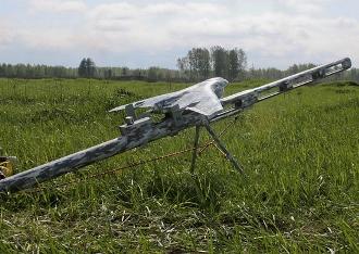 С военнослужащими российской военной базы в Южной Осетии проводятся полевые занятия с применением беспилотников