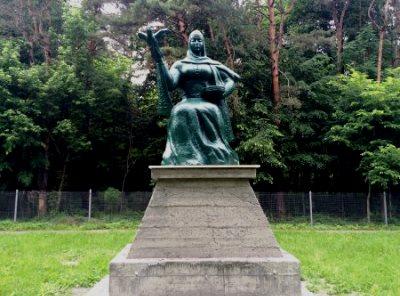 Скульптурная история нартов продолжается!