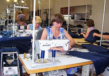 Украинские беженцы в Осетии получают работу