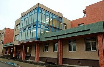 На российской военной базе в Южной Осетии построены современные культурно-досуговый центр и спортивно-оздоровительный комплекс