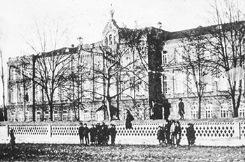 В Северной Осетии будут восстанавливать здание бывшей духовной семинарии